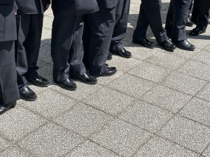 6.光る靴